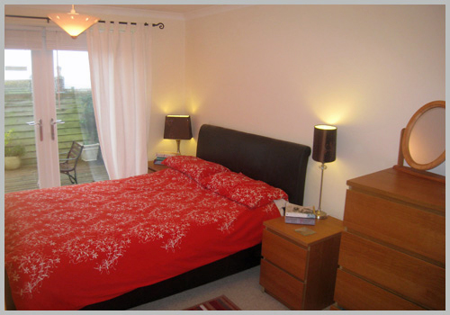 Self catering holiday accommodation Marazion, Cornwall
